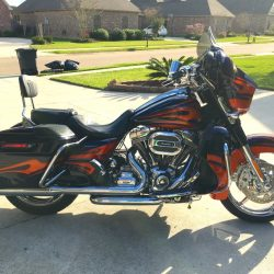2015 LIMITED EDITION HARLEY DAVIDSON STREET GLIDE CVO (FLHXSE)