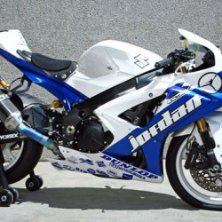 The Jordan Aftermarket Fairing Kit