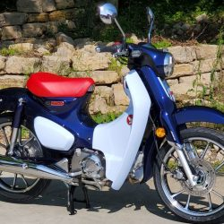 Honda Cub resized