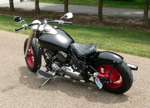 Harley Street 500 >> 2000 Yamaha V-Star Classic 650 - Bobber - Motorcycle Classifieds | US Motorcycle Classifieds
